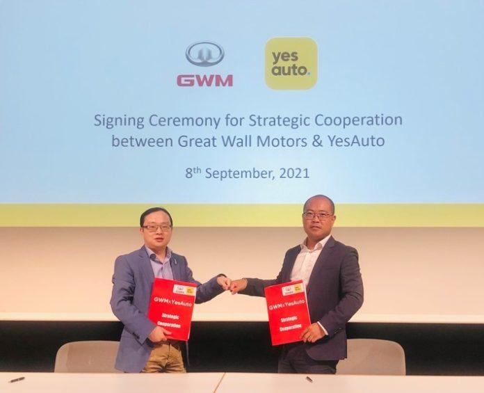 image 1 41 696x565 - Zur IAA Mobility: YesAuto startet Kooperation mit Great Wall Motors