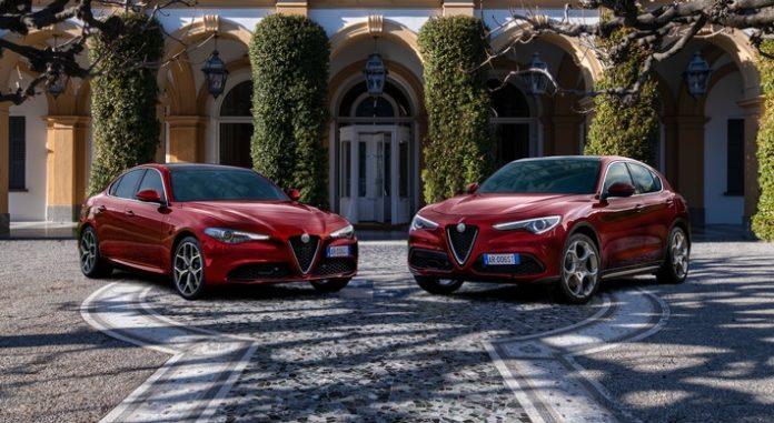 image 1 61 696x381 - Alfa Romeo Giulia 6C Villa d'Este und Alfa Romeo Stelvio 6C Villa d'Este - eine Hommage an den Inbegriff der Eleganz