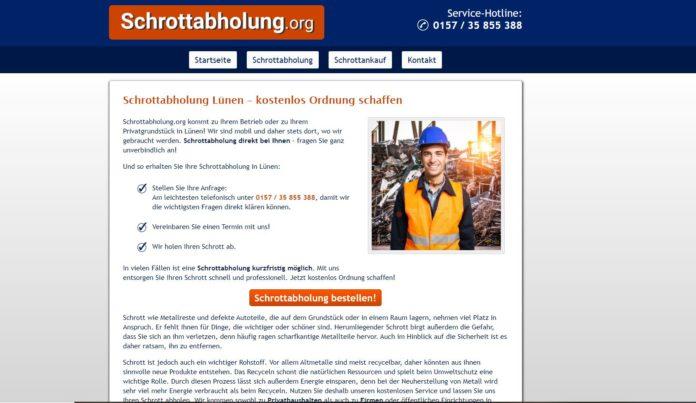 image 1 95 696x403 - Schrotthändler in Lünen - fachgerechte und effektive Schrottentsorgung